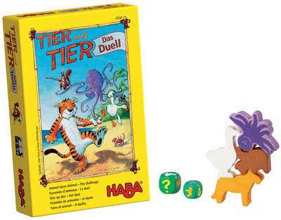 Animal Upon Animal - the Duel by HABA