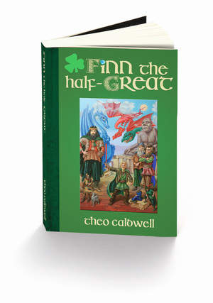 Finn the Half Great Adventure Novel