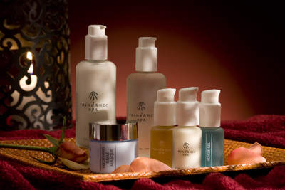 Raindance Skincare Collection