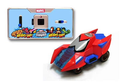 Marvel Mini I/R Racer - SpiderMan
