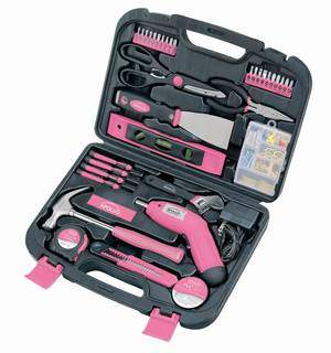 Apollo Tools, Ltd. 135-Piece Household Tool Kit