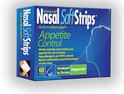 Nasal SoftStrips Appetite Control