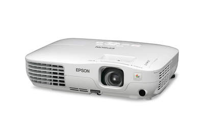 The Epson PowerLite Home Cinema 705HD projector has brilliant, big-screen performance.