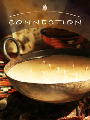 Save Darfur Coalition/Yvonne E. White Collection Launches Iron Spirit Candle