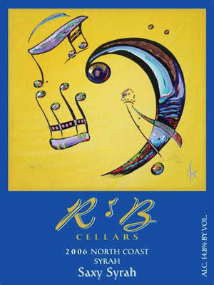 R&B Cellars 2006 Saxy Syrah