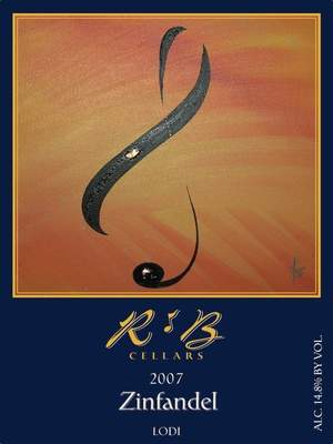 R&B Cellars 2007 Swingsville Zinfandel
