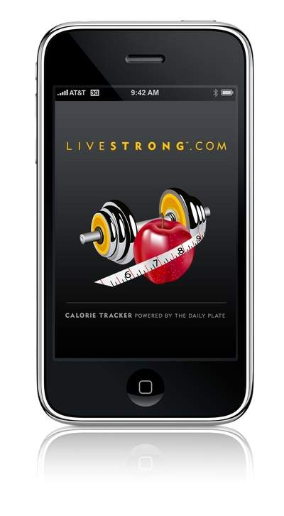 LIVESTRONG.COM's Calorie Tracker for iPhone