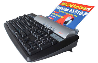 Keyscan Imaging Keyboard