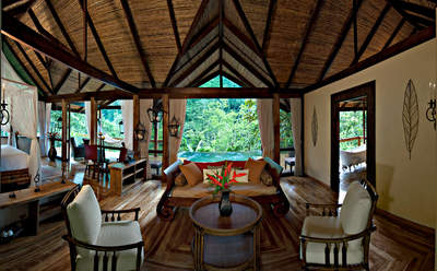 Pacuare Lodge Linda Vista Suite