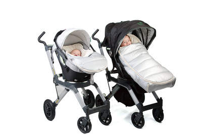 Orbit Baby OrganicFR Footmuff