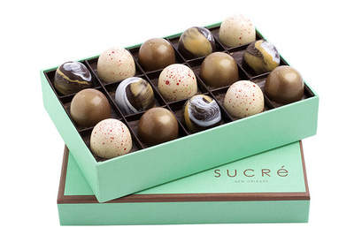 Holiday Sugar and Spice Truffle Collection