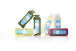 BluePrintCleanse 100% fresh pressed juices