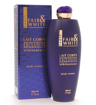 FAIR & WHITE Body Lotion
