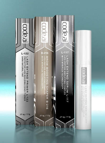 code.ai - Breakthrough Activation System for Lashes & Brow