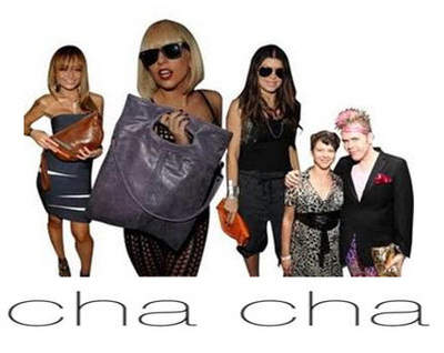 Celebrities with their Cha Cha Bags!