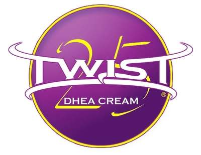 Twist 25 Cream DHEA supplement