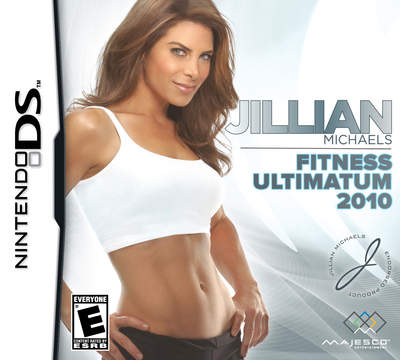 Jillian Michaels Fitness Ultimatum 2010 for Nintendo DS