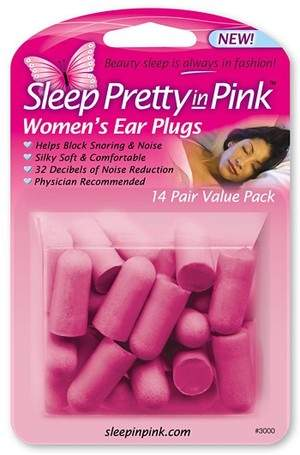 Sleep Pretty in Pink
