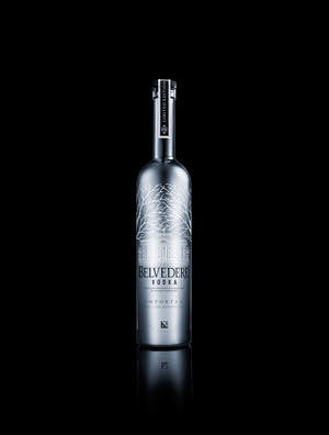 Belvedere Vodka Introduces 'Silver'