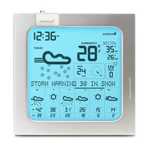 Ambient Devices: Cirrus 7 Day Weather Forecaster