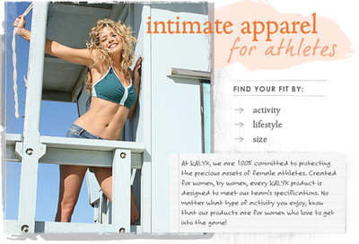 KALYX: Intimate Apparel For Athletes
