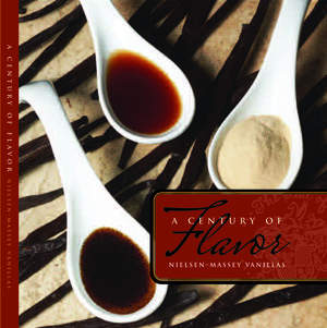 A Century of Flavor is available at select stores. Visit www.nielsenmassey.com for more information.