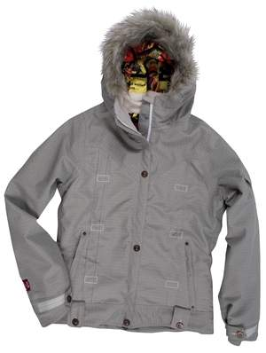 686 Manual Grid Insulated Jacket