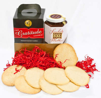 Gratitude Cookies & Chocolate
