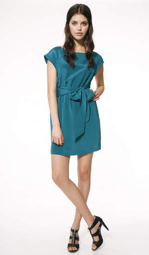 Anlo Brittany Dress in Storm
