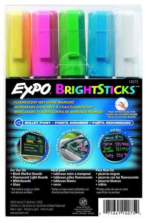 EXPO's Bright Sticks
