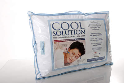 Cool Solutions Pillow