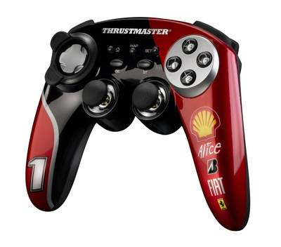 Ferrari Licensed GamePads
