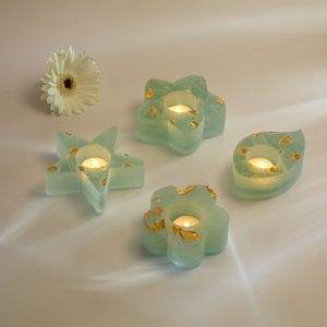 Greenieglass Votives