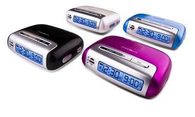 Moshi Voice Control (VC) Travel Alarm Clock