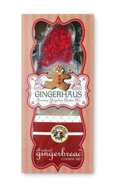 Gingerbread Cookie Kit