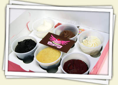Sweet Avenue Bake Shop DIY Cupcake Kit