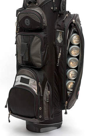 Fits INSIDE any golf bag guaranteed!