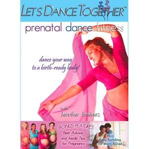 Prenatal Dance Fitness DVD