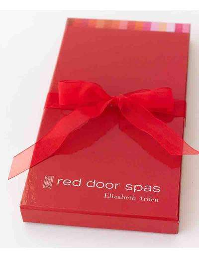 Red Door Spas Gift Certificate