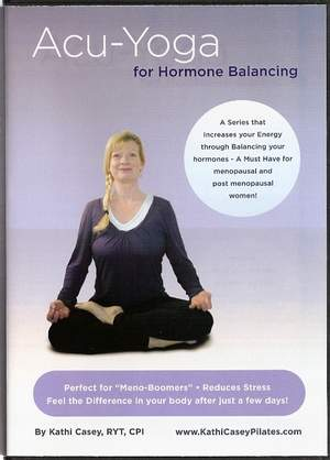 Acu-Yoga - relief for Menopausal and Post Menopausal Women