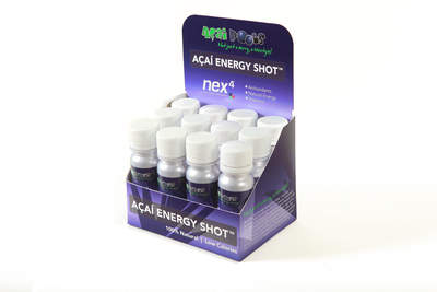 Acai Roots - nex4 Acai Energy Shot (12-pack)