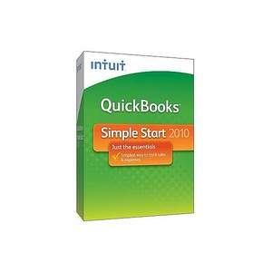 QuickBooks Simple Start