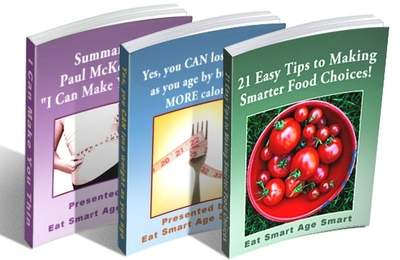 download 3 FREE Healthy Eating books