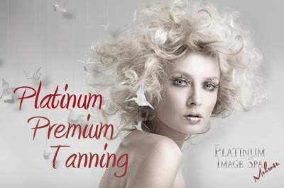 No need to be colorless for winter! Keep your natural looking glow with Platinum Premium Airbrush Tanning.