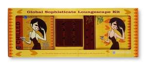 Global Sophisticate 'Loungescape' Kit