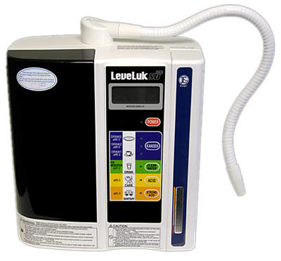 Water Ionizer for Health and Green Cleaning