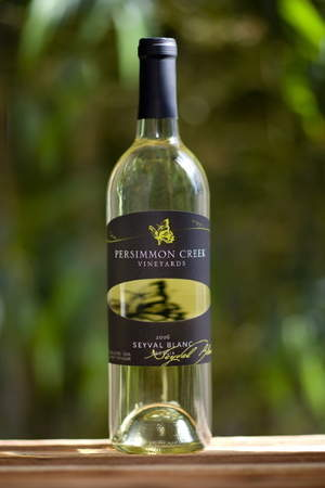 Seyval Blanc from Persimmon Creek Vineyards