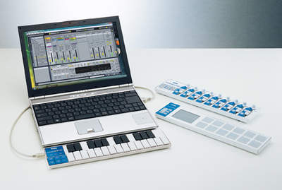 Korg nanoSeries USB-Powered MIDI Controllers
