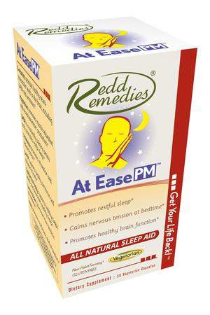 Redd Remedies At Ease Fights Anxiety Naturally