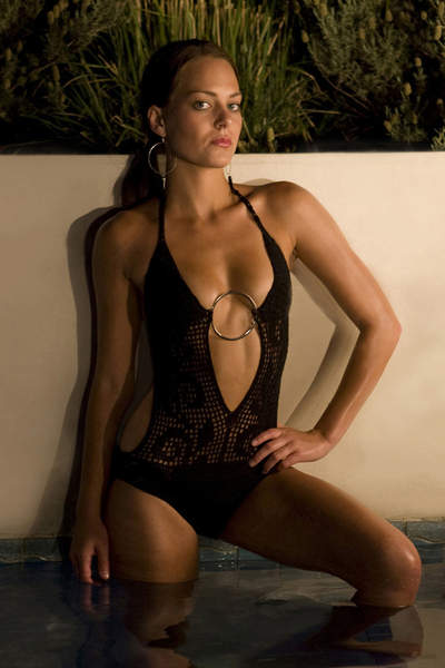 Beauty & the Beach's Crochet Monokini